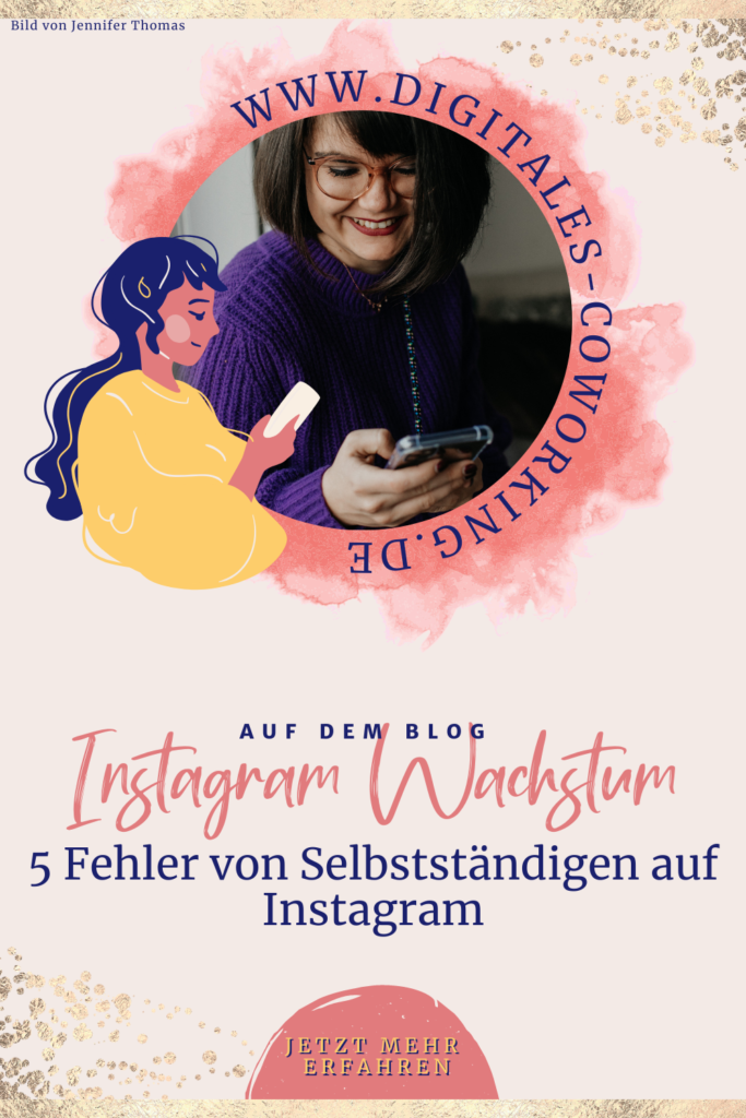 Wachstum auf Instagram für Selbstständige