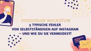 Wachstum auf Instagram