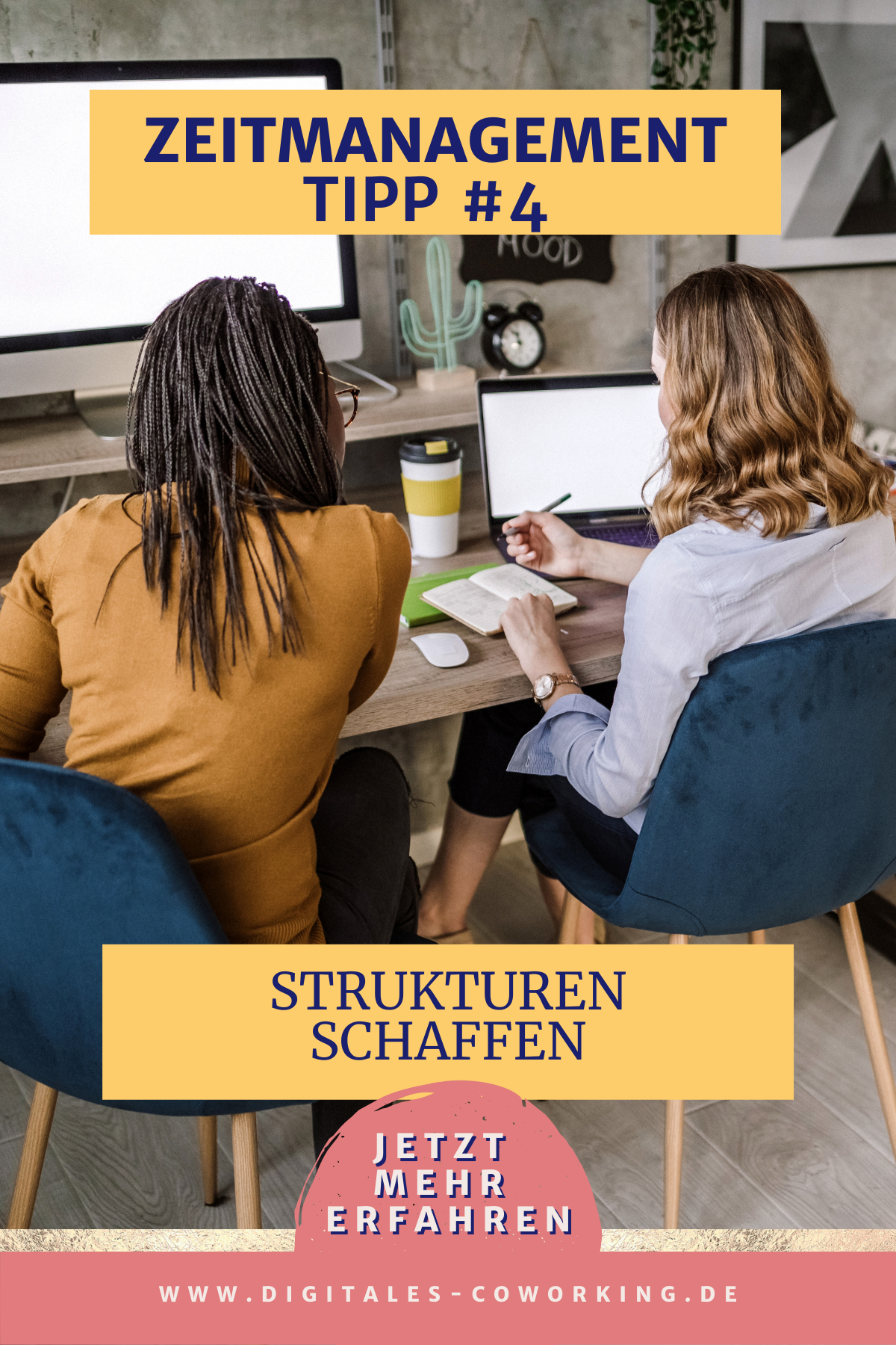 Zeitmanagement: Strukturen schaffen