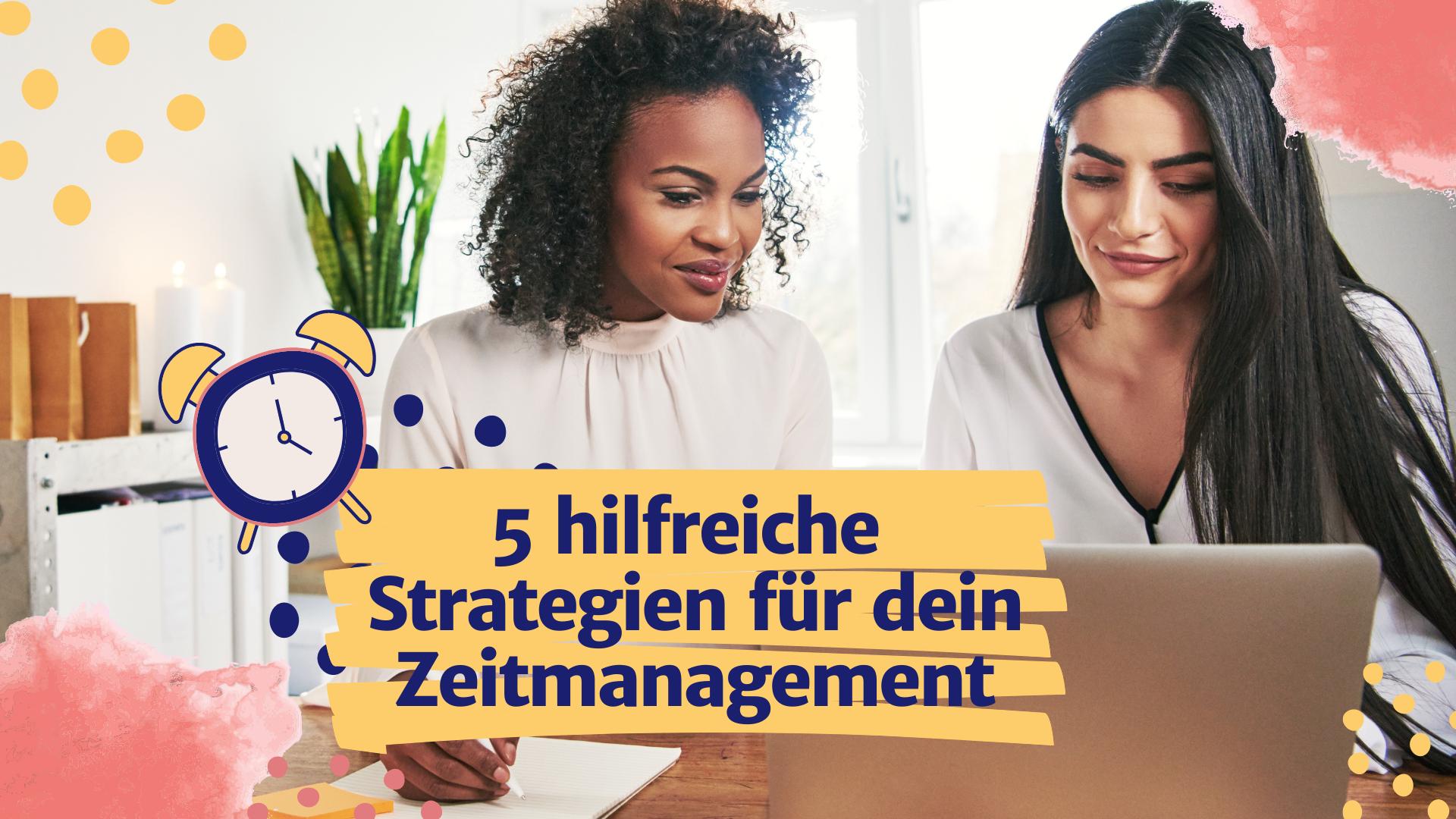 Read more about the article Zeitmanagement für Kreative und Selbstständige