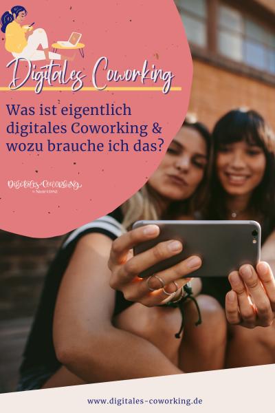 Digitales Coworking - was ist das eigentlich?